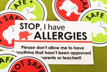 Allergies, EpiPens and Hives, Oh My! / by Emily Schultz