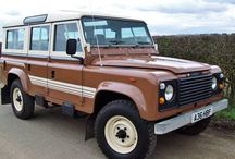 Land Rover 110 County Ambition