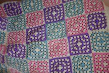 Crochet/Knit Afghans / by Mandi Broderick