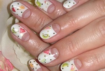 Nails Nails Nails / by Cathy Speight