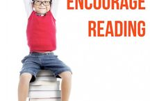 Reading Rocks! / There are tons of ideas to help your kids learn to read.  Many are simple and fun! Encourage reading in your family by regularly reading together and playing games that encourage reading success.
