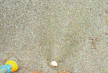 Beach, Sands and Sea