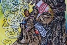 Hippie yaşamı