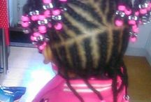 My hairstyles