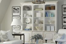 Bookcase Ideas... / by Lois Pontillo
