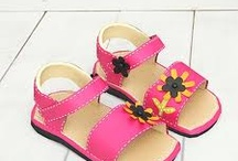 kids shoes / shoes of different styles for kids