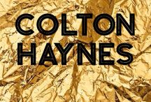 Colton Haynes / Such a talented and handsome man!