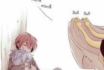 0173Foxy03 Anime Manga Assassine Classroom / Anime Manga