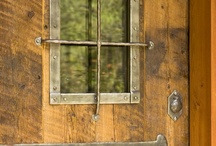 Двери в столярку
