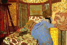 Vuillard Bonnard
