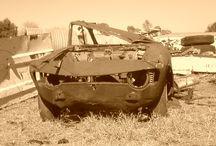 Italian classic automobiles