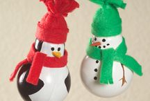 Christmas crafts & Baking