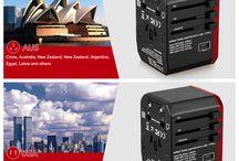 Wadap - International Travel Adapter