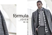 Fórmula Joven - Outono Inverno / A fórmula que precisa para ter os melhores looks!