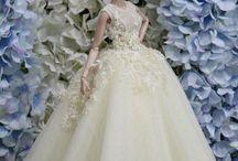 Барби в свадебном