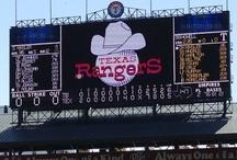 Hit the Scoreboard / by Texas Rangers