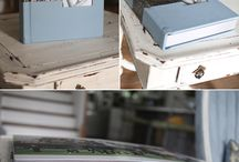 Wedding Album Obsession / A little peak into what our couples wedding albums look like!
