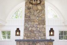 Fireplaces / Indoor and outdoor inspiration