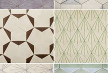 Tiles / wall tiles, floor tiles, decoration