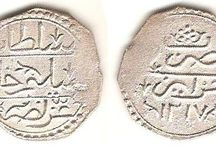 Collection from united Numismatist . (*) / Contemporary counterfeit coins of the Ottoman Empire