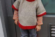 tricot crianças