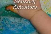 actividades sensoriais