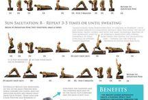 Homework for my yogis