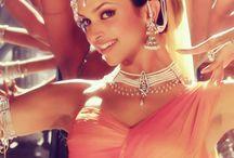 danca indiana inspirações (figurinos)