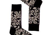 Black & White Socks