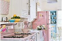 Fun In The Kitchen!  / All things Kitchen! Design, Decor, Appliances, Aprons, etc... / by Team Chais