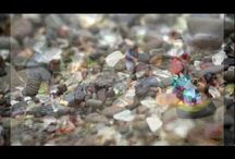 Sea Glass Artists / Art incorporating sea glass