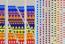 wzory sznurow