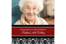 Cumple abuelita 80 años