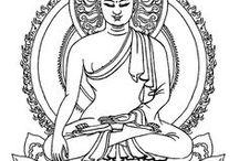 Tatuering buddha