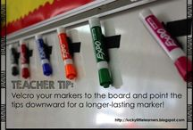 Teacher Tricks and Tips / tricks and tips for the classroom