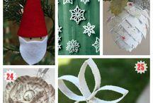 unique handmade christmas ornaments 2015-2016
