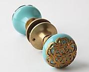 My dream home/doorknobs