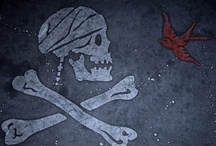 Pirate stuff / by Ginger Bakos