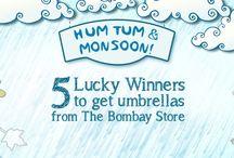 Hum Tum Monsoon / Contests & Goodies