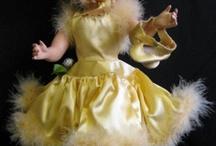 Dolls / Vintage Dolls / by Julia Palfree