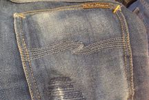 Nudie jeans / Repairing