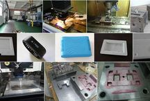 rapidprototype / Our SLA service uses an ultraviolet laser to build 3D prototypes one layer at a time.