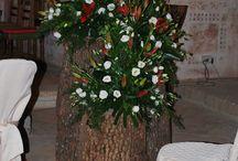 Chiese / Ecco alcune nostre composizioni floreali per le chiese!! www.dilloconunfiore.info