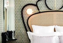 Design Envy: Hotels / My favorite hotel interiors