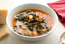 Soups / by Molly R