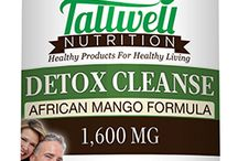 """Detox, Colon Cleanse & Weight Loss Supplement / This is our favorite board. Before you can become more healthy you must detox and cleanse your body. Safely Detox and Cleanse your colon, kidneys and liver with African Mango supplements. Cleansing your body's internal systems helps eliminate toxins and impurities, which are often at the core of many health problems. Our highly concentrated 1,600mg. formula is a complete all natural Detox Cleanse that promotes healthy weight loss and acts as a cleansing """"super fiber"""" : www.tallwellnutrition.com"""