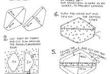Cloth Pads / diy cloth pads