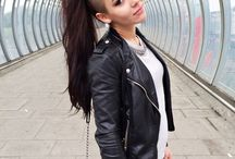 Hair: Style: Long