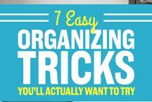 Organising ideas