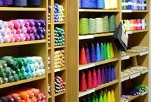 Home textile studio ideas